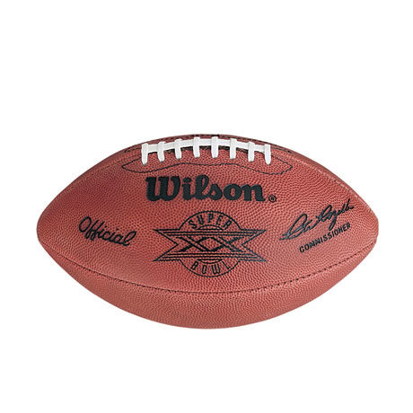 20 pallone Super Bowl XX 1986