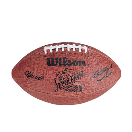 21 pallone Super Bowl XXI 1987