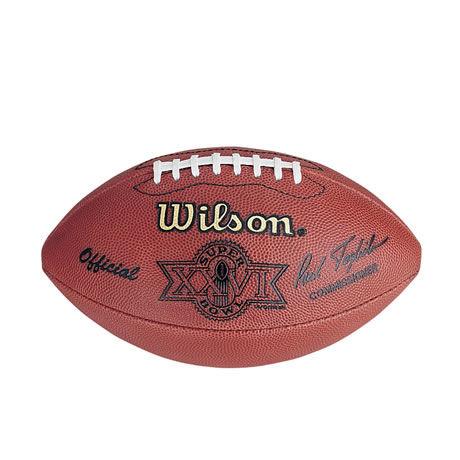 26 pallone Super Bowl XXVI 1992