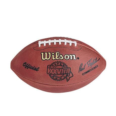28 pallone Super Bowl XXVIII 1994
