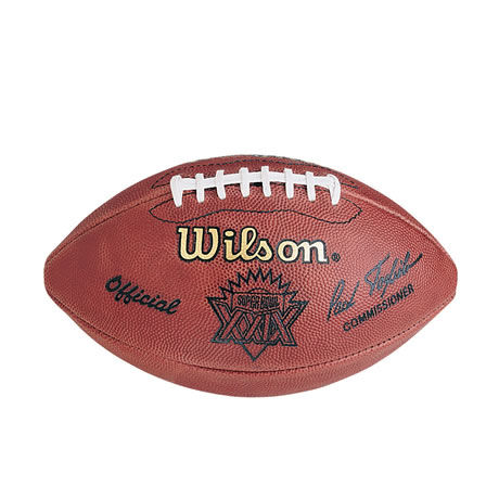 29 pallone Super Bowl XXIX 1995