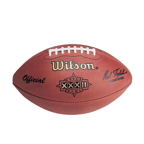32 pallone Super Bowl XXXII 1998
