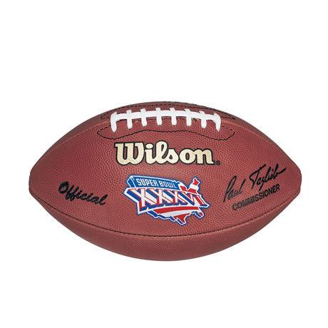 36 pallone Super Bowl XXXVI 2002