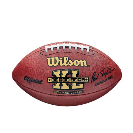 40 pallone Super Bowl XL 2005
