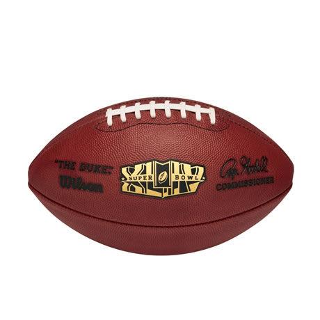 44 pallone Super Bowl XLIV 2009