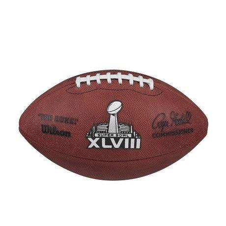 48 pallone Super Bowl XLVIII 2013