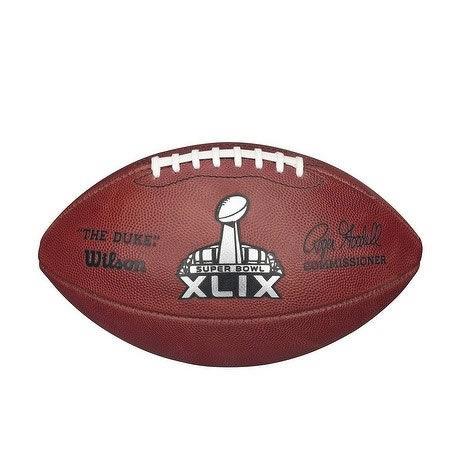 49 pallone Super Bowl XLIX 2014