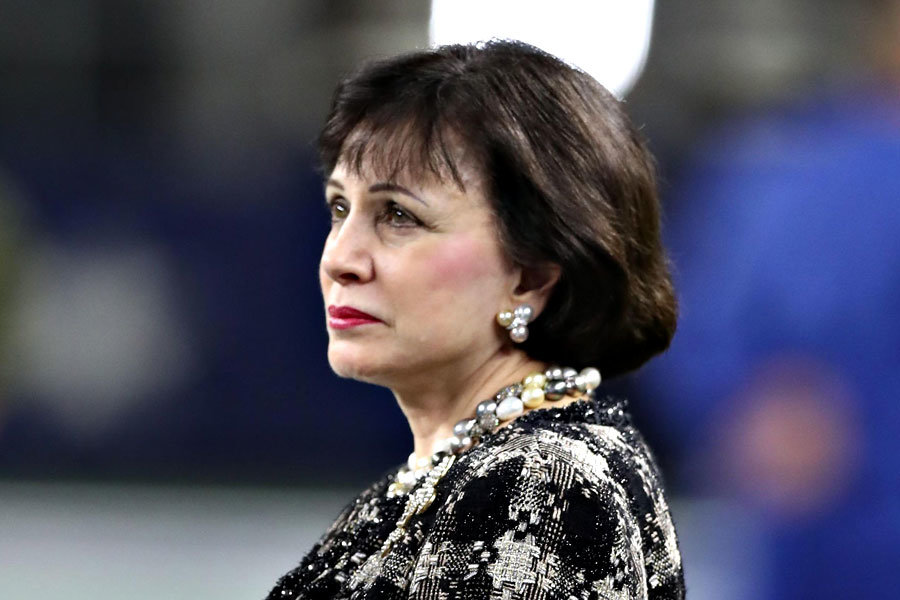 New Orleans Saints Gayle Benson