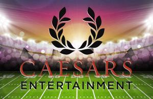 Caesars Entertainment NFL Sponsor