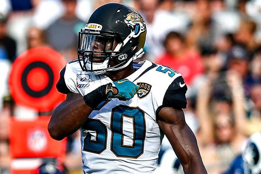 Telvin Smith Jacksonville Jaguars