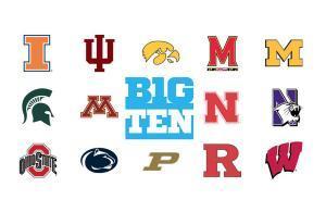 Big ten conference NCAA