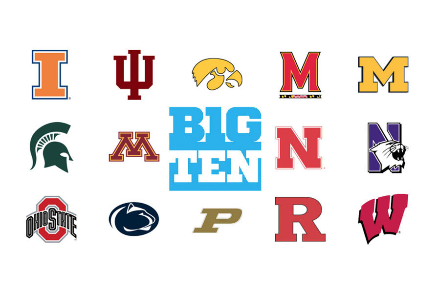 Big ten conference NCAA