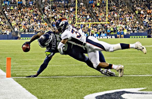 Broncos vs Seahawks preseason 2019
