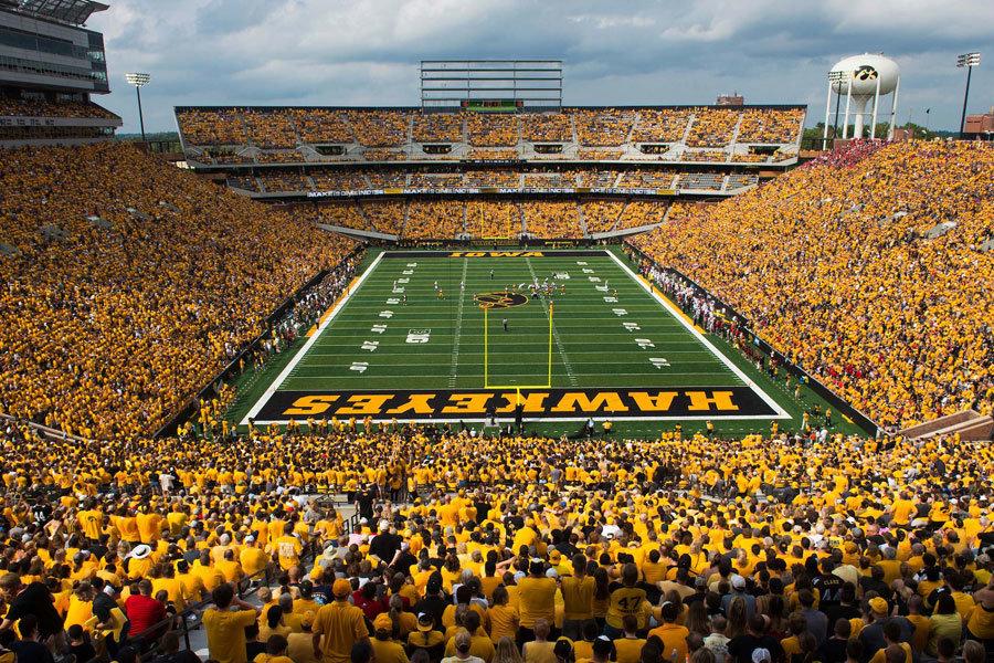 Kinnick Stadium Iowa