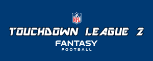 Touchdown League 2 banner
