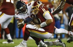Bears vs Redskins 2019