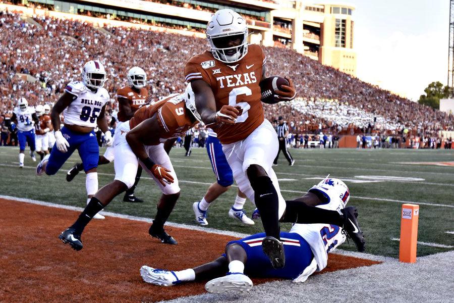 Louisiana Tech vs Texas Longhorns NCAA Football 2019