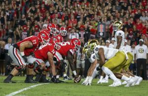 NCAA Football 2019 Notre Dame vs Georgia