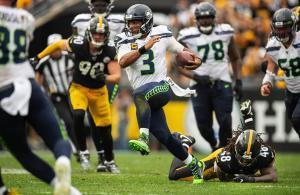 NFL Steelers vs Seahawks 2019