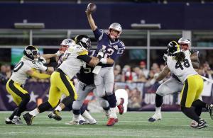 Patriots Steelers week1 2019
