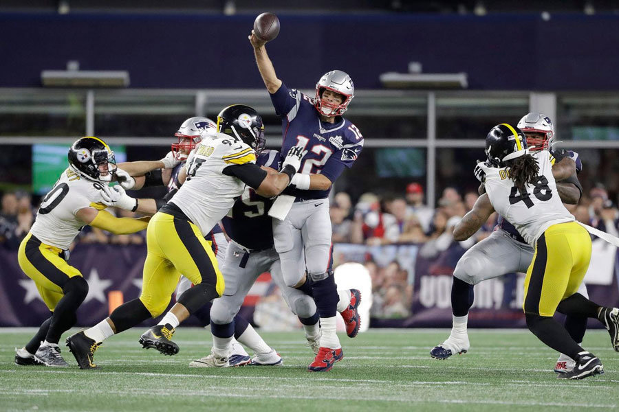 Patriots Steelers week1 2019