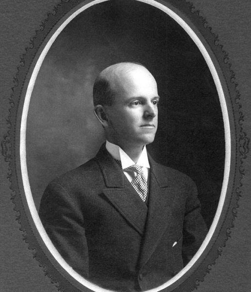 Dr George Petrie Auburn University 1905
