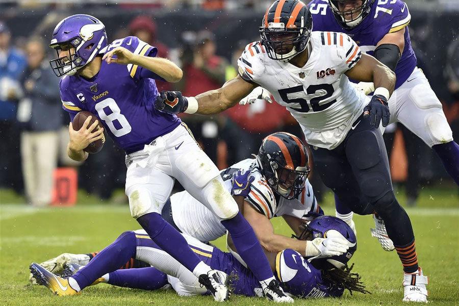 Mack Cousin power rankings NFL week 5 2019