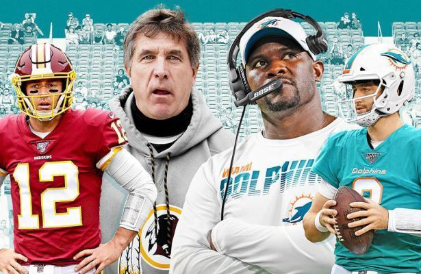 NFL 2019 Miami Washington week 6