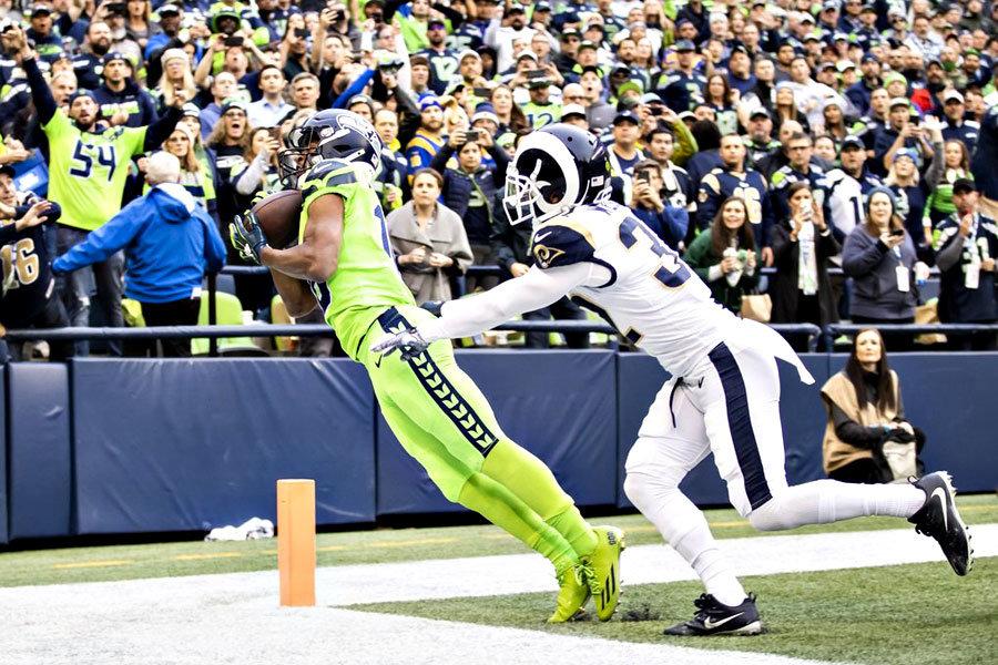 NFL 2019 Seahawks Rams week 5