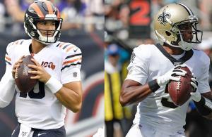 NFL 2019 Trubisky vs Bridgewater