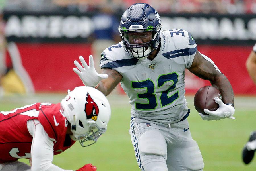 NFL 2019 week 4 Seahawks Cardinals