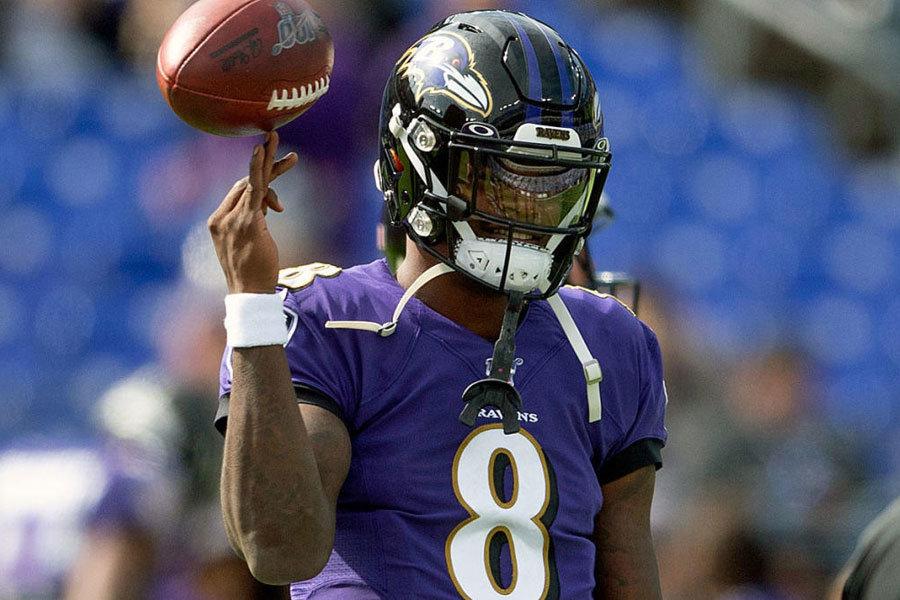Lamar Jackson NFL 2019
