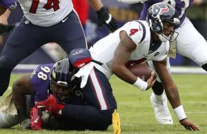 NFL 2019 Deshaun Watson Houston Texans