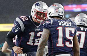 NFL 2019 Patriots Cowboys Brady