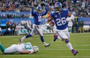 Barkley Giants vs Dolphins 2019