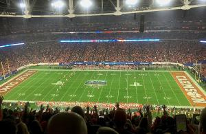 Fiesta Bowl 2019 Clemson vs Ohio State