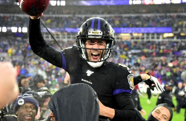 Justin Tucker Ravens vs 49ers