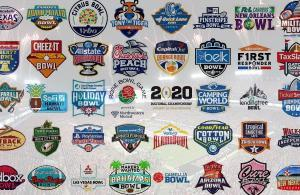 NCAA Bowl games 2019