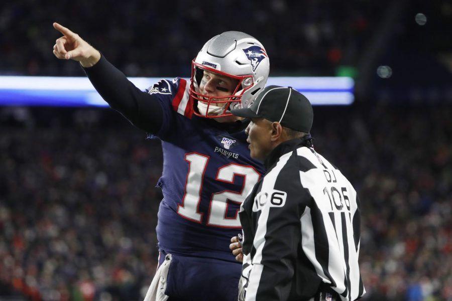 NFL 2019 Brady Patriots vs Chiefs