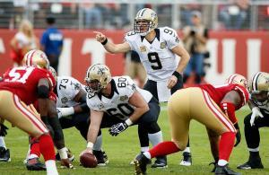 NFL 2019 Brees 49ers vs Saints