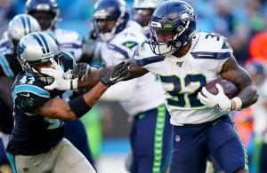 NFL 2019 Carson Panthers vs Seahawks