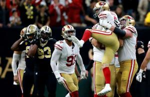 NFL 2019 New Orleans Saints vs San Francisco 49ers