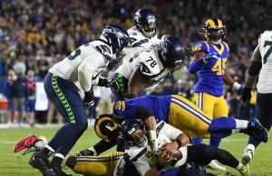 NFL 2019 Rams vs Seahawks