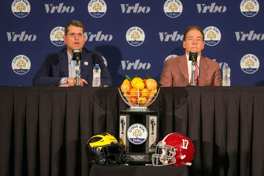 Citrus Bowl 2019 press conference