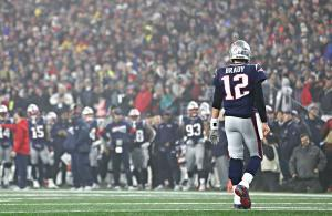 NFL 2019 wild card Brady Patriots Titans