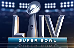 Super Bowl LIV logo new