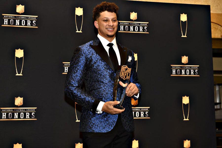 Mahomes NFL MVP 2018