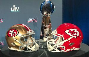 NFL Super Bowl LIV Chiefs 49ers