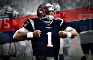 Cam Newton New England Patriots