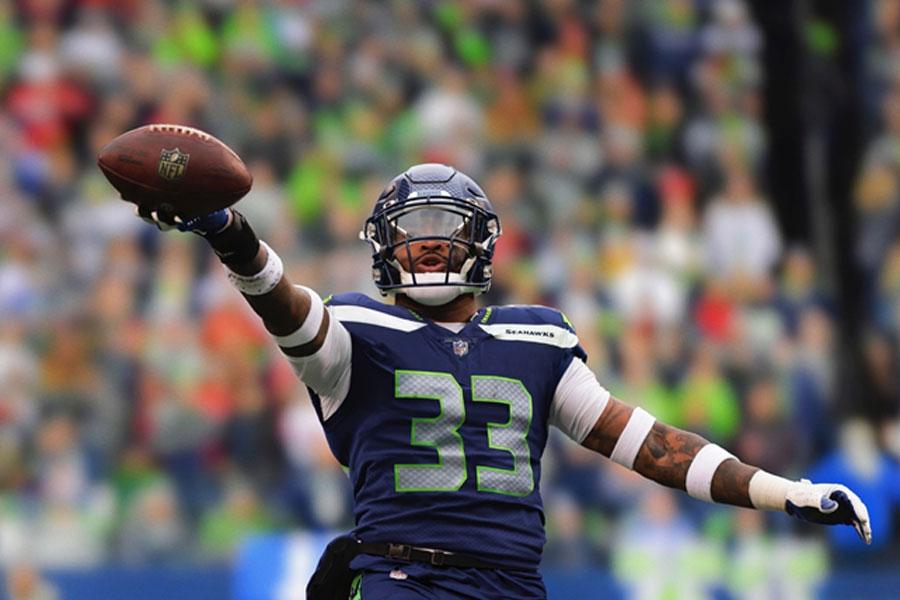 Jamal Adams Seahawks
